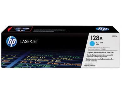 Купить картридж HP CE321A, 128A в Алматы. Цена: 14000 тг. Ресурс: 1300 страниц формата А4 при 5% заполнении. Совместимость: Color LaserJet Pro CP1525n, CP1525nw, CM1415fn, CM1415fnw