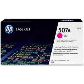 Картридж HP CE403A, 507A (magenta) ORIGINAL