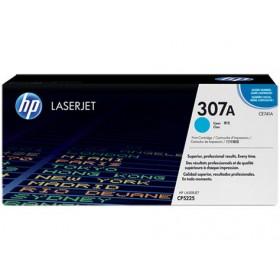 Картридж HP CE741A, 307A (cyan) ORIGINAL