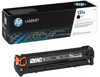Картридж HP CF210A, 131A (black) ORIGINAL