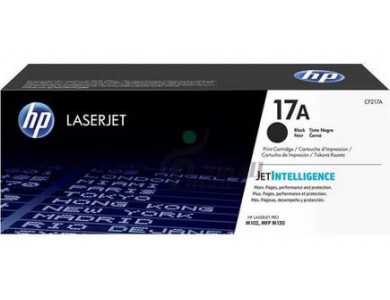 Картридж HP CF217A, 17A ORIGINAL