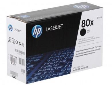 Картридж HP CF280X, 80X ORIGINAL