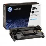 Картридж HP CF289X, 89X ORIGINAL