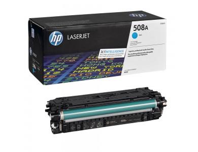 Картридж HP CF361A, 508A (cyan) ORIGINAL