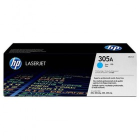 Картридж HP CE411A, 305A (cyan) ORIGINAL