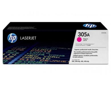 Картридж HP CE413A, 305A (magenta) ORIGINAL