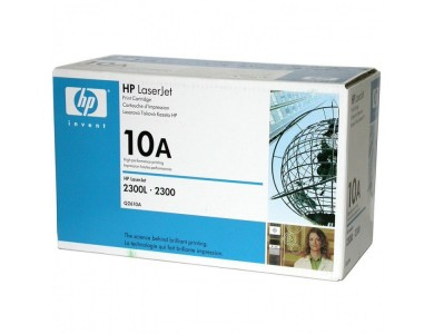 Картридж HP Q2610A, 10A ORIGINAL