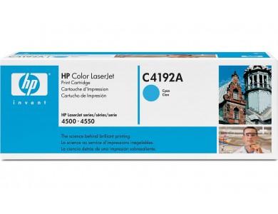 Картридж HP C4192A (cyan)