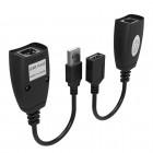 USB Extender (удлинитель USB сигнала до 50м. без установки драйверов)