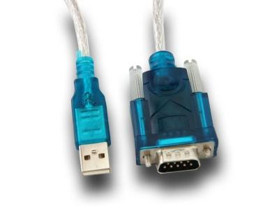 Кабель / переходник / конвертер с USB на RS232 (Z-TEK)
