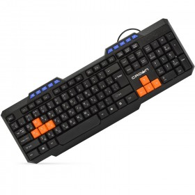 Клавиатура проводная Crown CMK-482