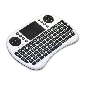 Клавиатура беспроводная Rii mini i8 (русские буквы) + Air mouse TouchPad