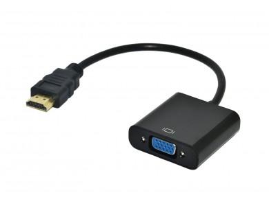 Конвертер с HDMI на VGA