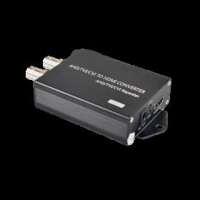 Конвертер TV/ AHD/ CVI на HDMI