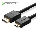 Кабель HDMI(m) - mini HDMI(m), 1.5m UGREEN