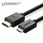 Кабель HDMI(m) - mini HDMI(m), 1.5m UGREEN
