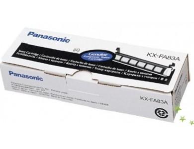 Купить тонер-тубу Panasonic KX-FA83 в Алматы. Цена: 1000тг. Ресурс: 2000 страниц формата А4 при 5% заполнении. Совместимость: Panasonic  KX-FL511, KX-FL513, KX-FL513RU, KX-FL543, KX-FLM651, KX-FLM653, KX-FLM653RU, KX-FLM663, KX-FLM663RU