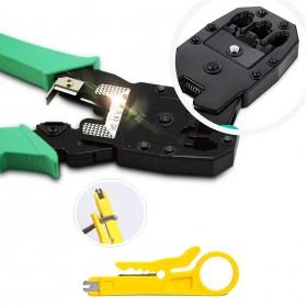 Инструмент для обжима кабеля RJ45/RJ11