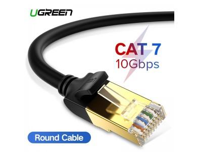 Кабель Patch-cord SSTP cat.7 (Пачт-корд 2м.) UGREEN