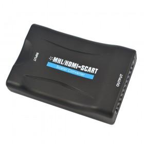 Конвертер с MHL/HDMI на SCART