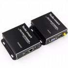 Удлинитель VGA + USB, KVM Extender (Усилитель VGA и USB сигнала до 300м.)