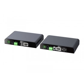 LenKeng LKV329 (удлинитель HDMI до 300м, UTP/Coaxial/Power, комплект)