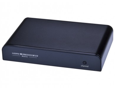LenKeng LKV373 Matrix (удлинитель HDMI сигнала до 120м., комплект) в Алматы.