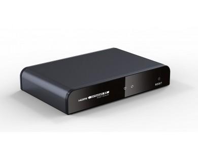 LenKeng LKV383Pro (удлинитель HDMI по технологии HDBitT до 120м с IR и дополнительным HDMI выходом) в Алматы