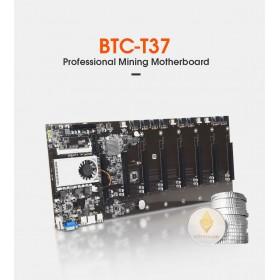 Материнская плата BTC-T37, 8*PCIE 16X