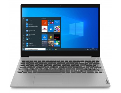 """Ноутбук Lenovo IdeaPad 3 15ADA05 15.6"""" FHD AMD Ryzen™ 5 3500U/8Gb/SSD 256Gb/Dos (81W1003WRK)"""