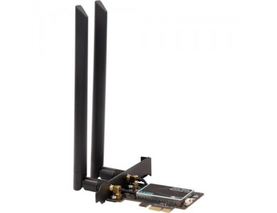 Wi-Fi + Bluetooth V5.0 Беспроводной сетевой адаптер 3000Mbps