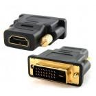 Переходник HDMI(f) - DVI(m) 24+1