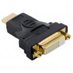 Переходник HDMI(m) - DVI(f) 24+1