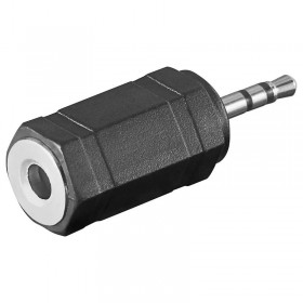 Переходник Audio(f) 2.5mm - Audio(m) 3.5mm