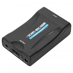 Конвертер с SCART на HDMI
