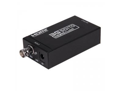 Конвертер с SDI (BNC) на HDMI