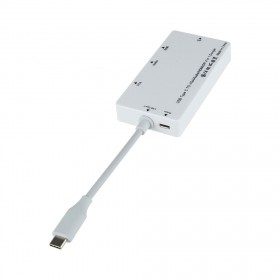 Конвертер USB 3.1(m) Type C - VGA / HDMI / DisplayPort