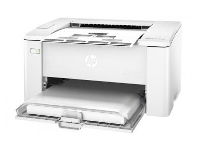 Принтер лазерный HP LaserJet Pro M102a в Алматы