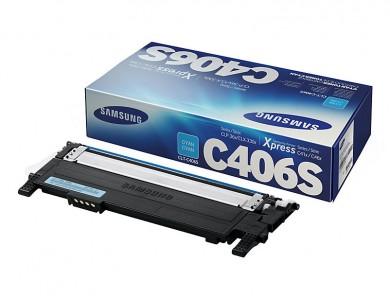 Картридж Samsung CLT-C406S ORIGINAL
