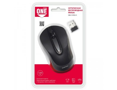 Мышь компьютерная SmartBuy ONE 352