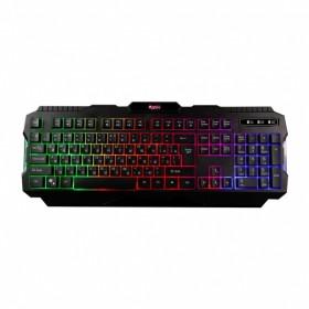 Клавиатура игровая проводная Smartbuy RUSH 308 USB