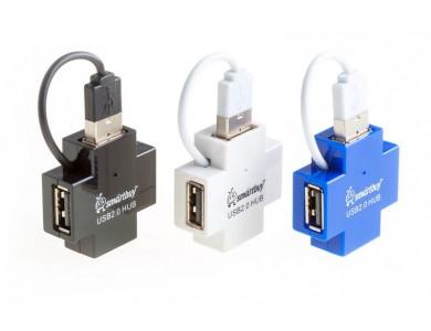 USB 2.0 4 port HUB Smartbuy SBHA-6900