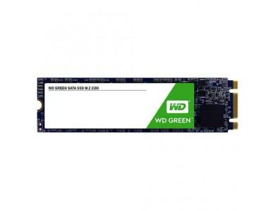 Твердотельный накопитель 120GB SSD WD GREEN M.2 2280 SATA