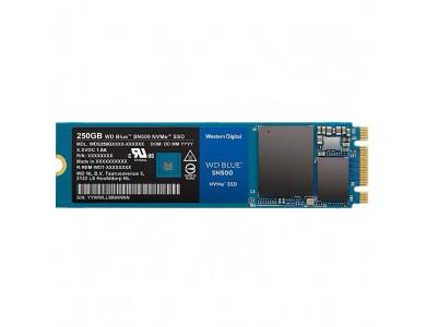 Твердотельный накопитель 250Gb SSD WD 3D NAND M.2 PCIe NVMe 2280