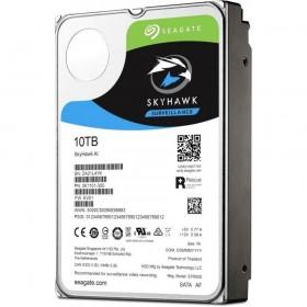 "Жесткий диск 10Tb Seagate SkyHawk (ST10000VE0008) 7200rpm, SATA 6Gb/s, 256Mb, 3.5"""