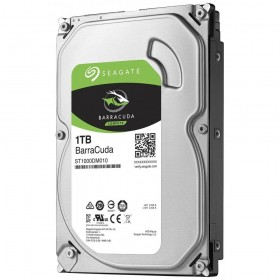 Жесткий диск 1Tb Seagate Barracuda (ST1000DM010) 7200rpm, SATA 6Gb/s, 64Mb, 3.5""