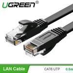 Кабель Patch-cord UTP cat.6  0,5м UGREEN