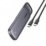 Корпус для установки M.2 SSD накопителя NVME M-Key (USB C 3.1) UGREEN