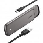 Корпус для установки M.2 SSD накопителя NGFF B-Key (USB C 3.1) UGREEN