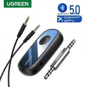 Bluetooth Audio Receiver V5.0 + микрофон UGREEN